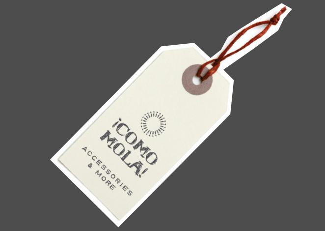 Logo gemaakt door Studio Tango voor Icomo Mola