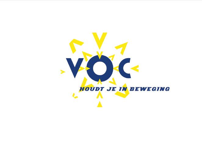 Logo gemaakt door Studio Tango voor VOC