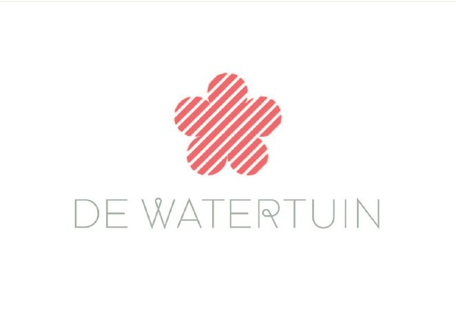 Logo gemaakt door Studio Tango voor Watertuin
