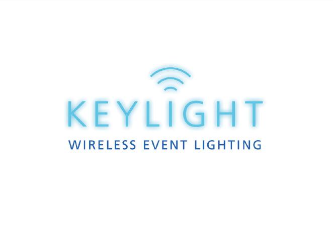 Logo gemaakt door Studio Tango voor Keylight